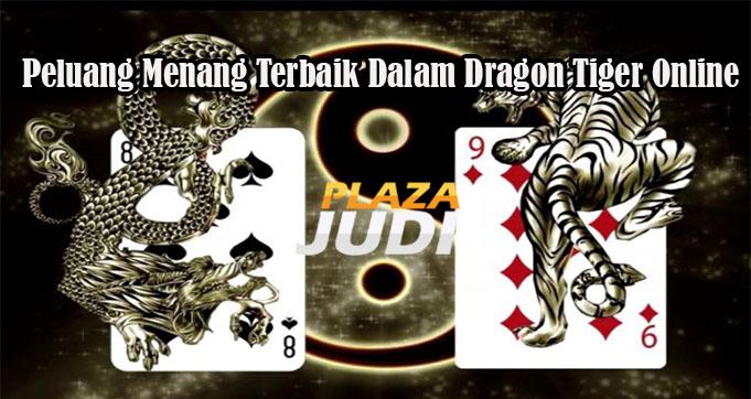 Peluang Menang Terbaik Dalam Dragon Tiger Online