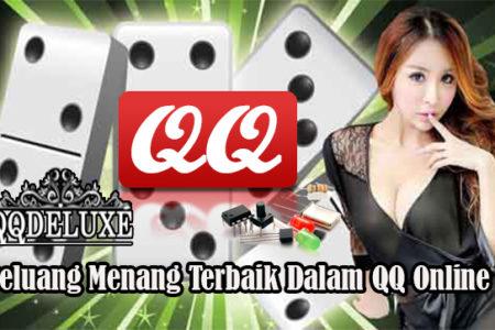 Peluang Menang Terbaik Dalam QQ Online